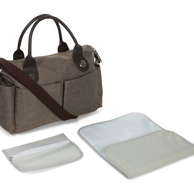 Baby Elegance Baby Elegance Carry All Bag Coffee