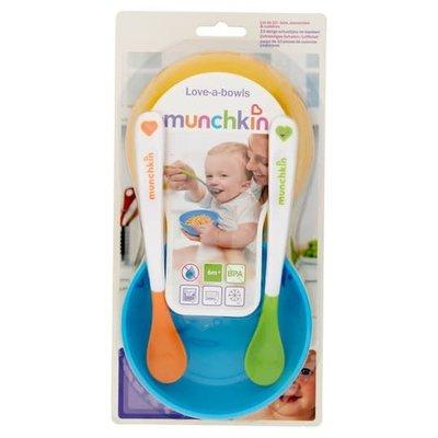 Munchkin Munchkin Love-a-bowls 10pk