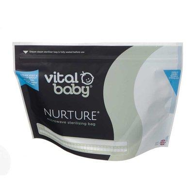 Vital Baby Nurture Microwave Sterilising Bags