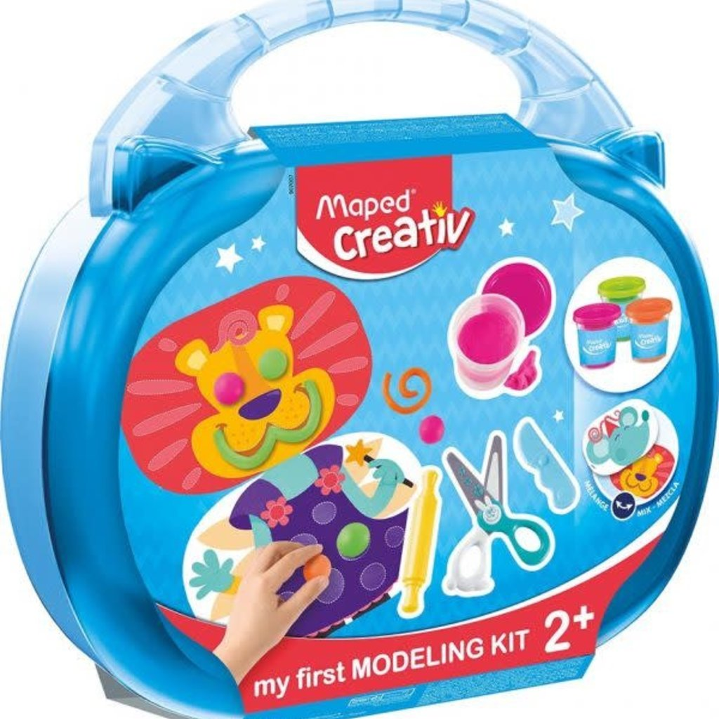 Maped creative early age - my first modelling dough kit