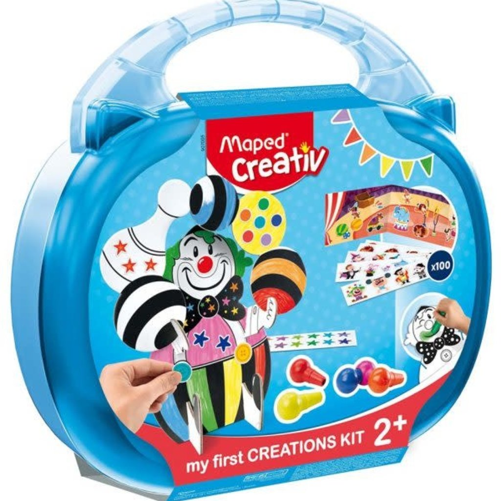 Maped creative early age - my first creations kit