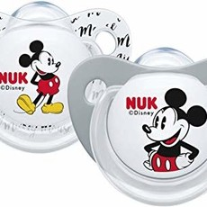 Nuk Disney Soother 6-18m 2pk