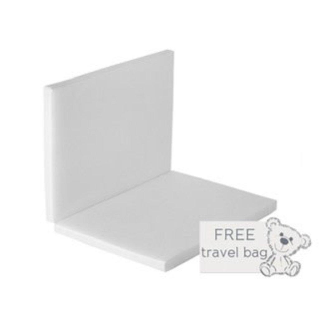 Baby Elegance Eco Foldable Travel Cot  Matr66cm X 94cm