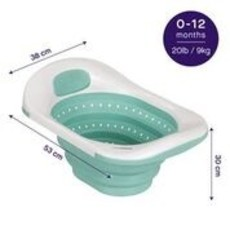 Clevamama ClevaBath Adjustable Sink Bath