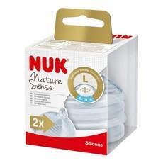 Nuk Nuk Nature Sense 6-18m Large Teat