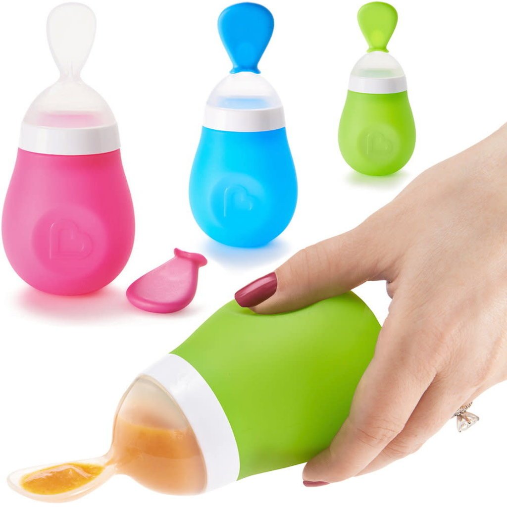 Munchkin Munchkin Squeeze Spoon Assorted Colours