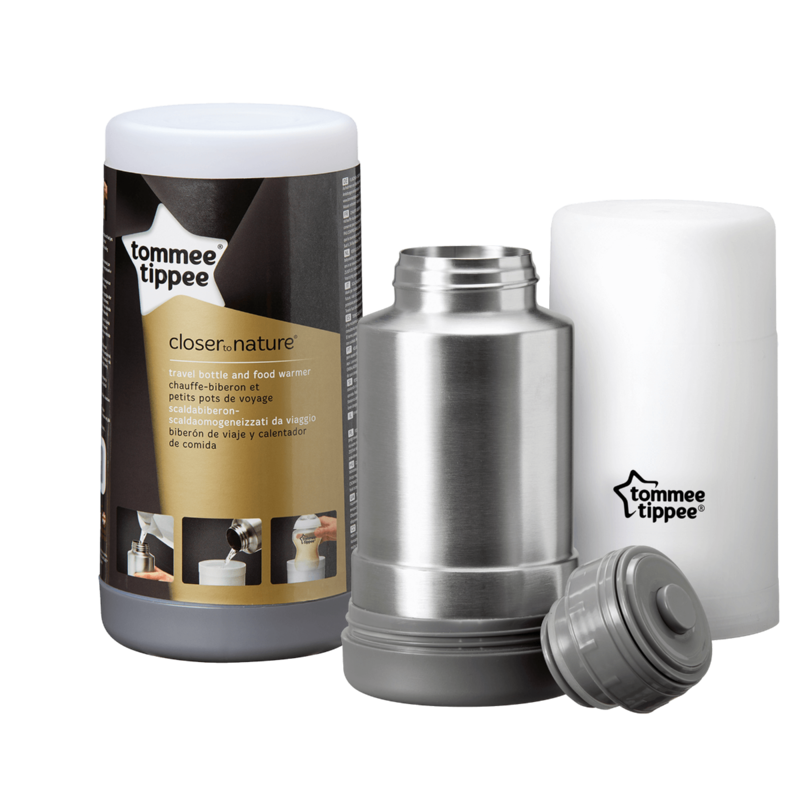 Tommee Tippee Tommee Tippee Travel Bottle and Food Warmer