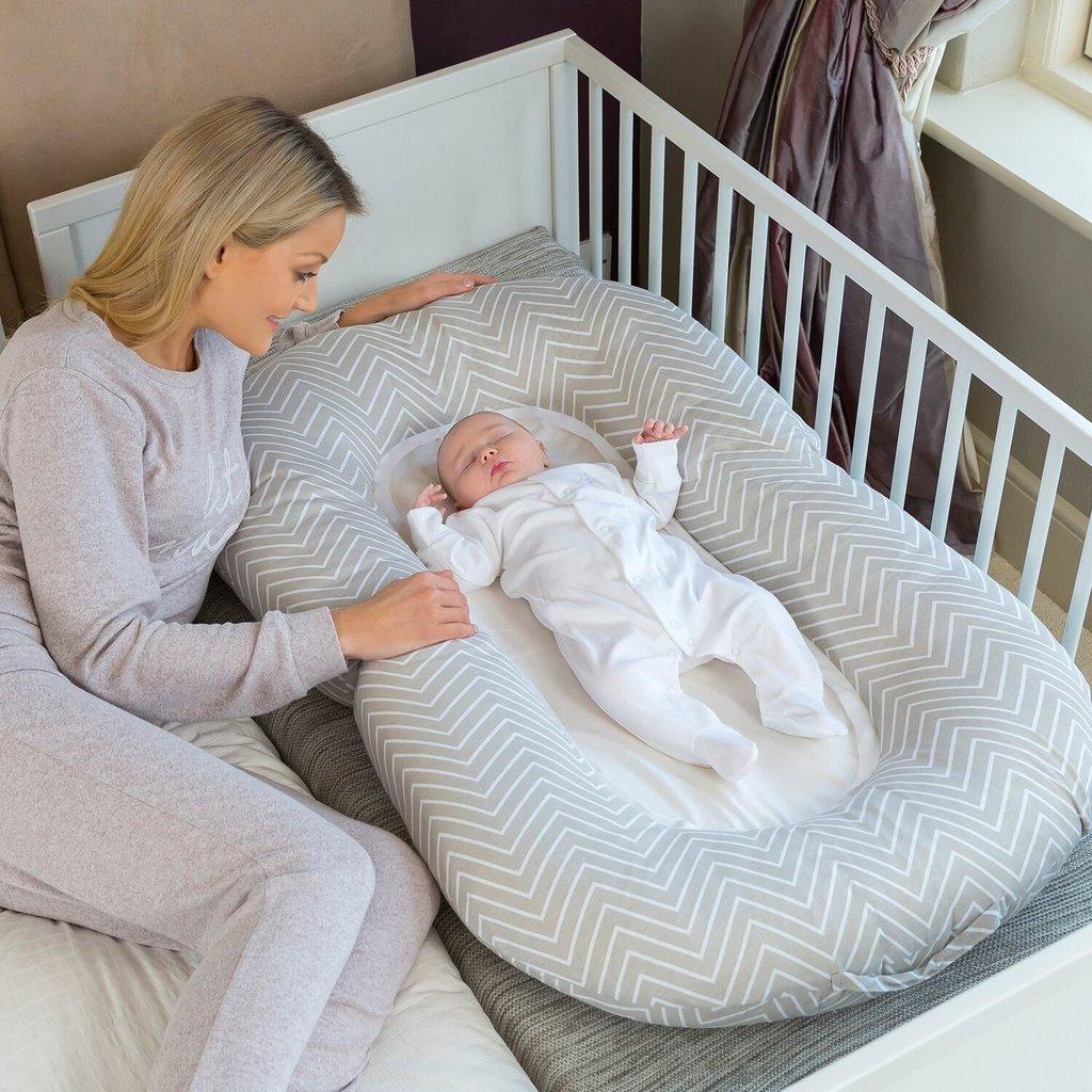 Clevamama Clevamama Mum2Me Maternity Pillow & Sleep Pod