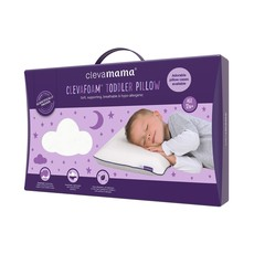 Clevamama Clevafoam Toddler Pillow  12mths+