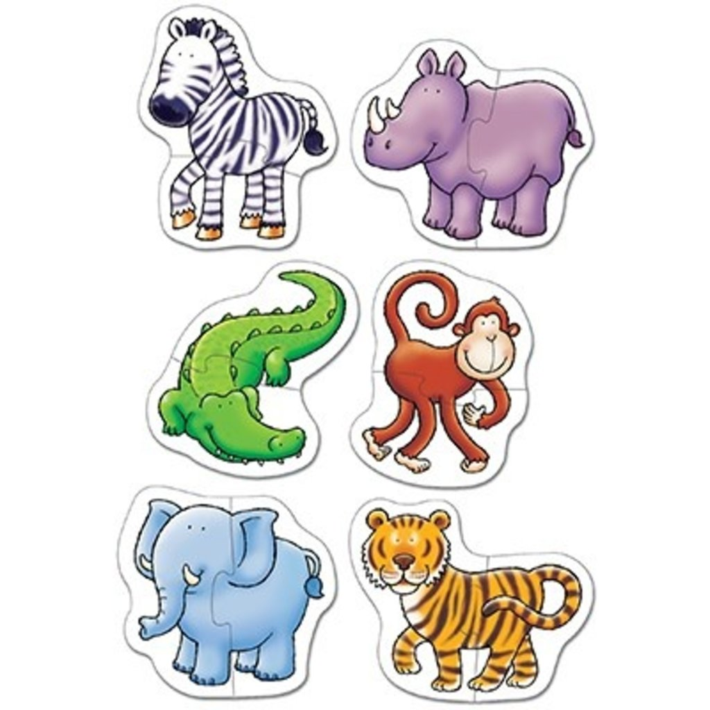 Orchard Orchard toys Jungle Puzzles