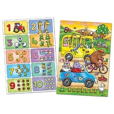 Orchard Orchard Toys Look and Find Numbers
