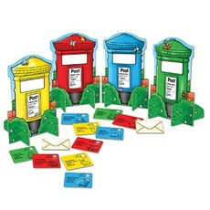 Orchard Orchard Toys Post Box Game