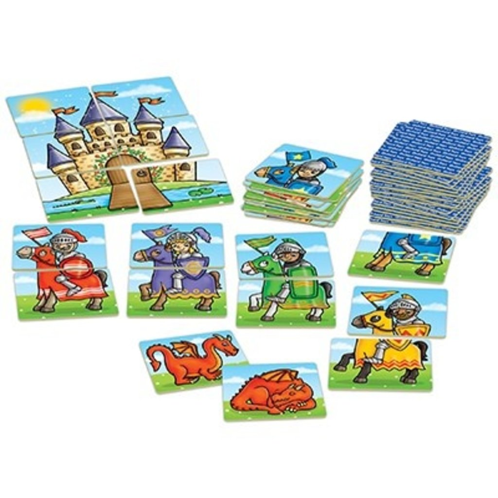 Orchard Orchard toys Knights and Dragons