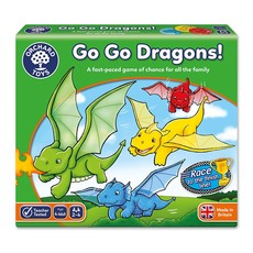 Orchard Orchard toys Go Go Dragons