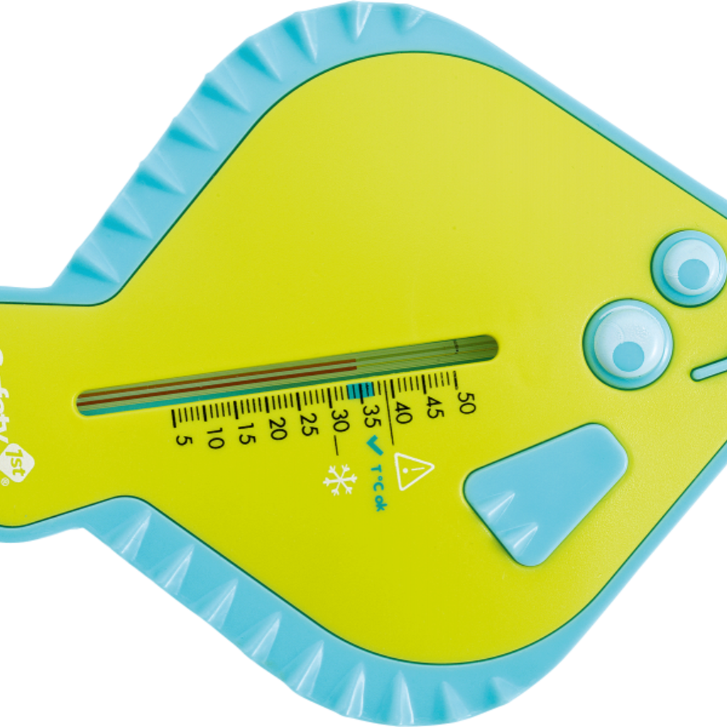 Safety 1st Safety 1st Flat Fish Bath Thermometer