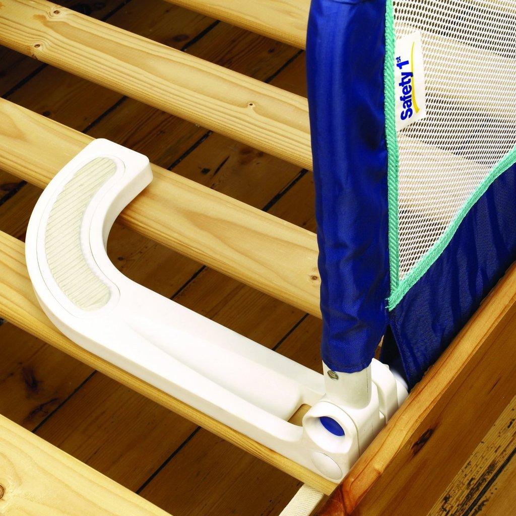 Safety 1st Safety 1st Blue Bed Rail