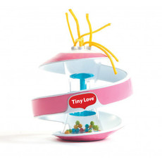 Tiny Love TINY LOVE INSPIRAL RAINSTICK BALL PINK