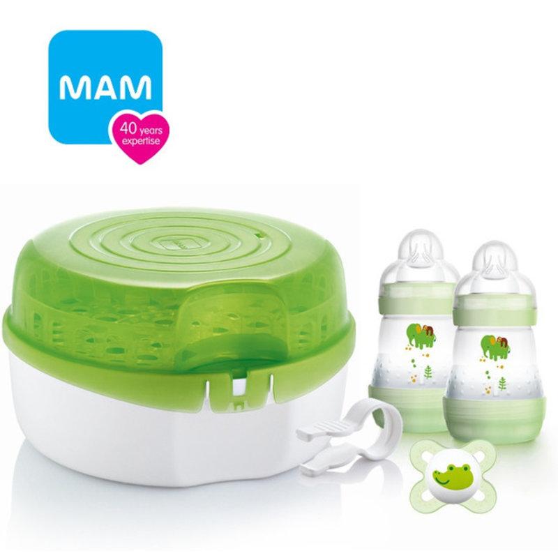 Mam MAM Microwave Steam Steriliser