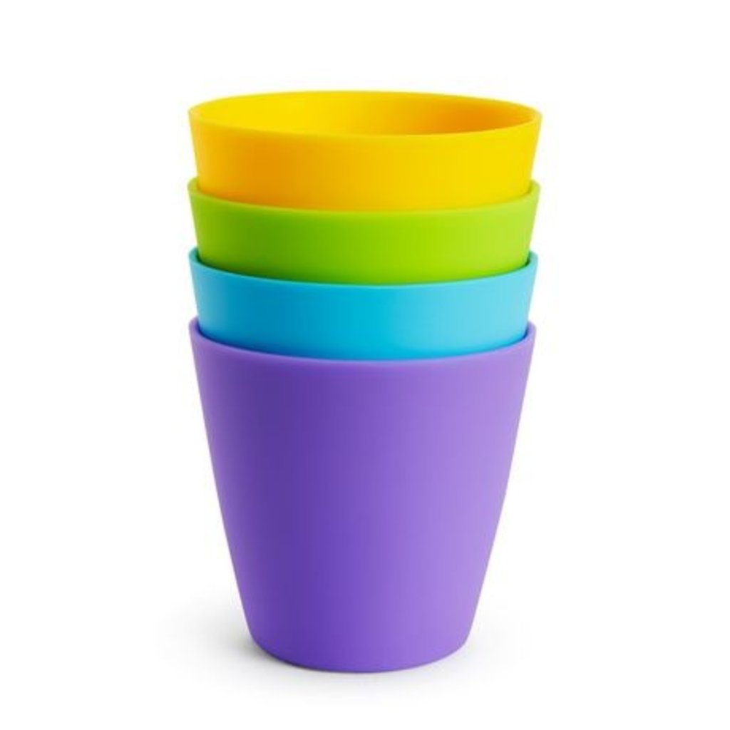 Munchkin Munchkin Multi Cups 4 Pack