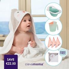 Clevamama Clevamama Bath Bundle