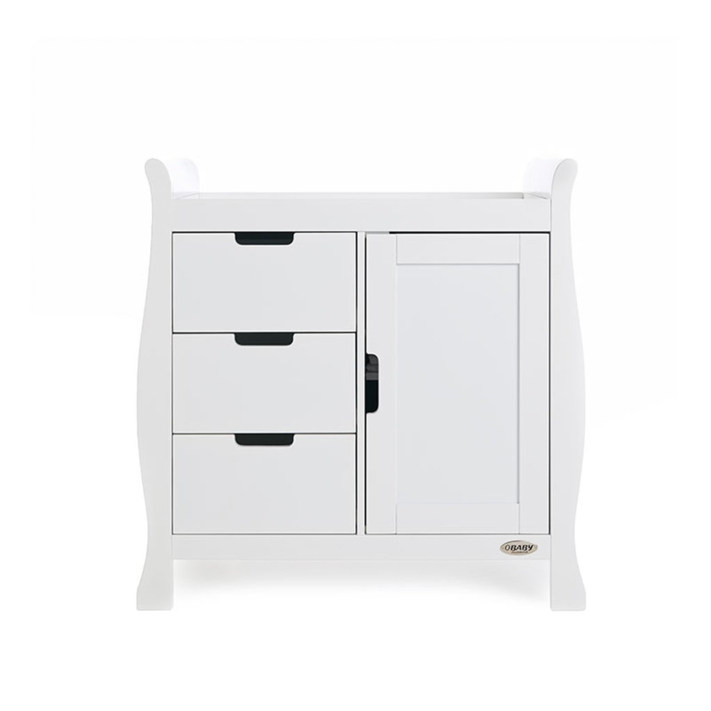 Obaby Obaby Stamford Closed Changing Unit - White