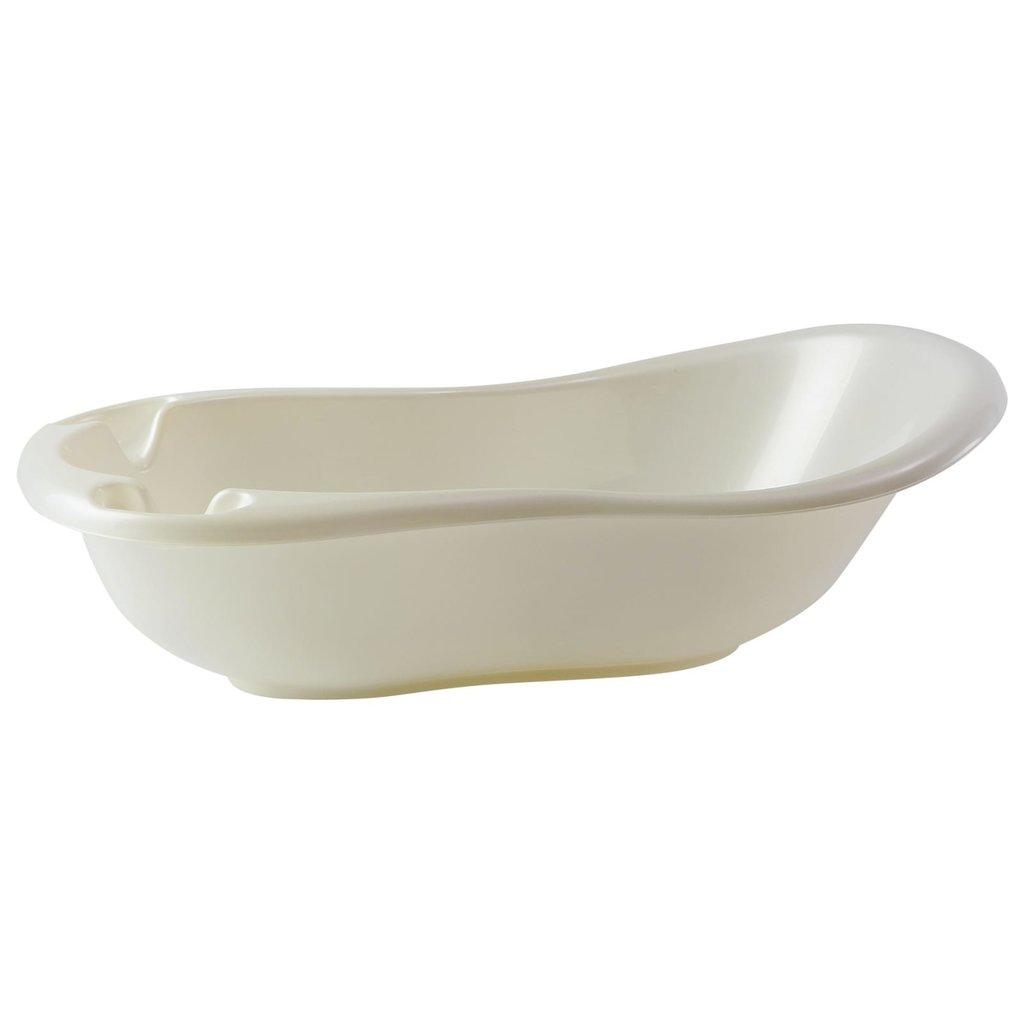 Baby Elegance Bath 1 Metre - Pearl White