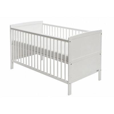 Baby Elegance Baby Elegance Travis Cot Bed - White