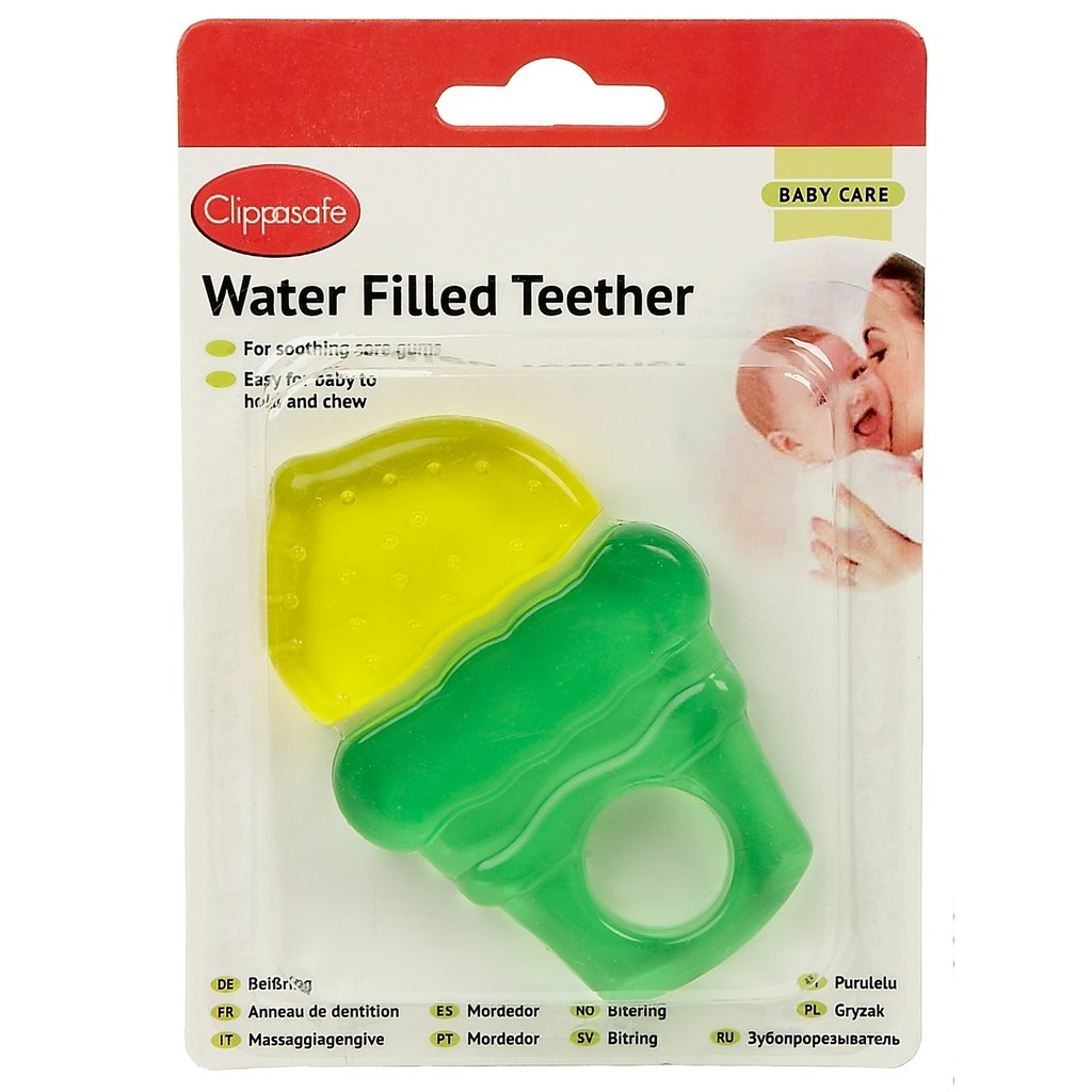 Clippasafe ClippasafeTeether Filled Teether Ice Cream