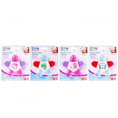 First Steps First Steps Star Water Filled Teether