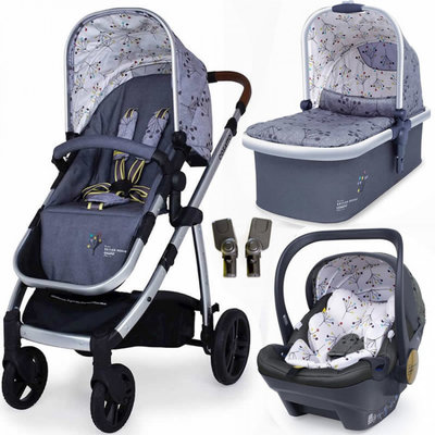 Cosatto Cosatto - wow travel system bundle hedgerow
