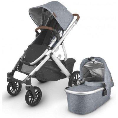 Uppababy Uppababy Vista v2 Stroller Gregory (2020)