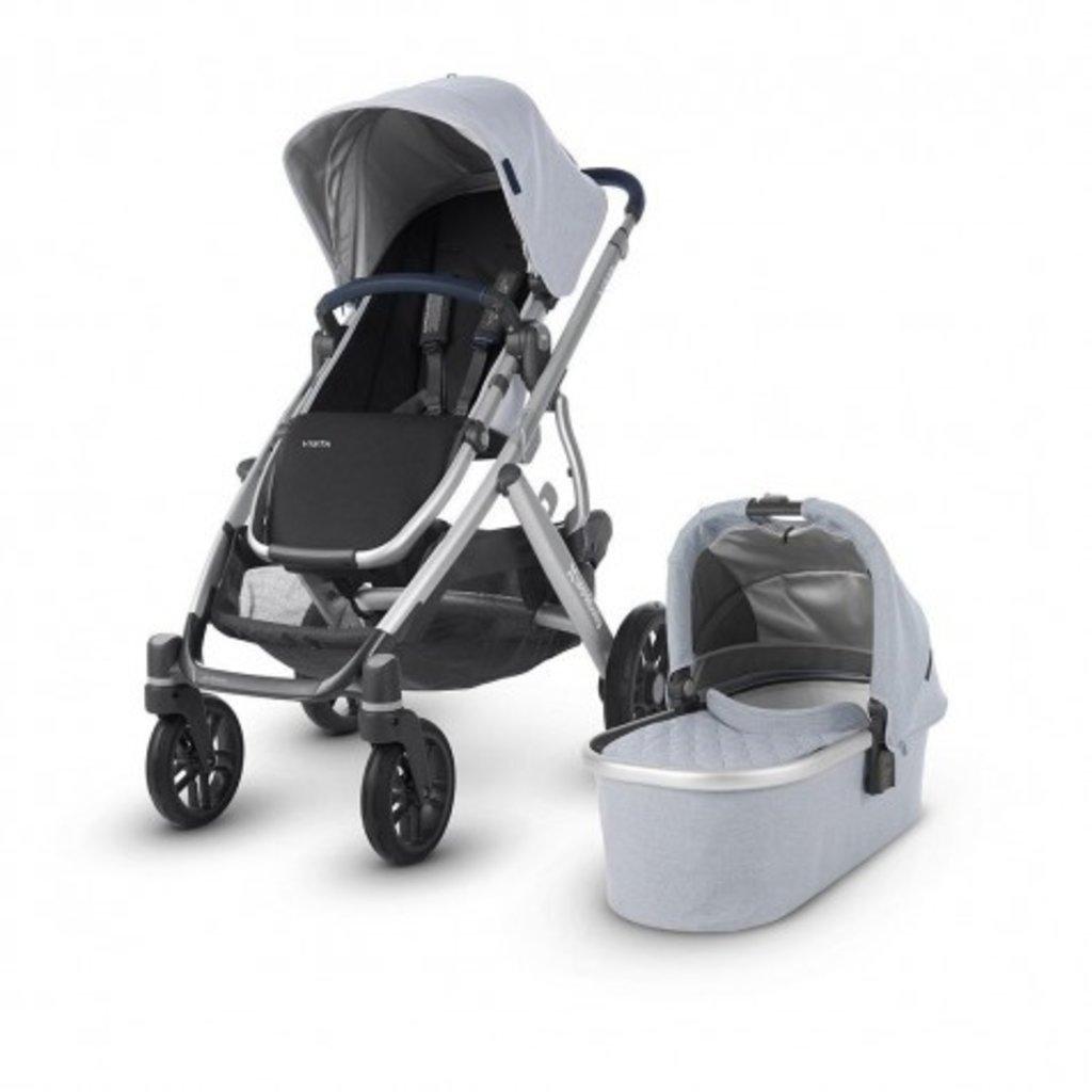 Uppababy Uppababy Vista v2 Stroller William (2020)