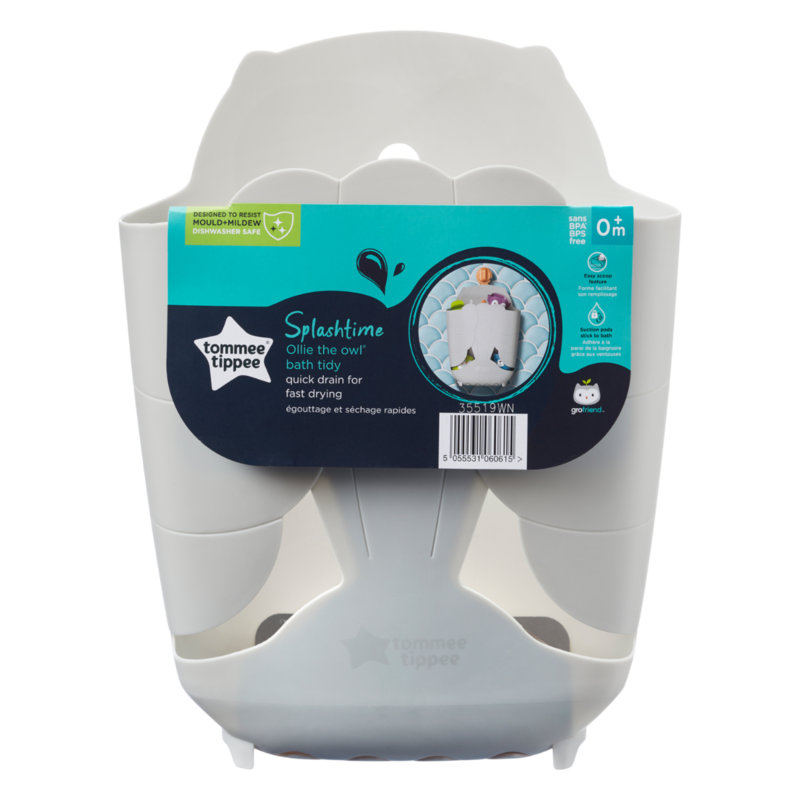 Tommee Tippee Tommee Tippee ollie The Owl Bath Tidy