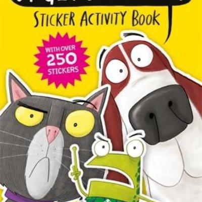 Oi Get Stuck In Sticker Activity Book