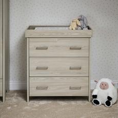 Obaby Nika 2 Piece Room Set – Grey Wash