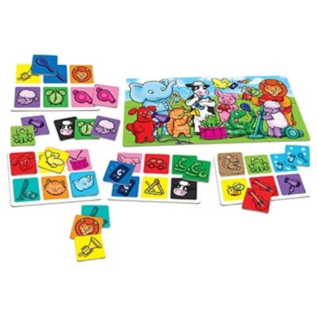 Orchard Orchard Toys First Sounds Lotto
