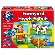 Orchard Orchard Toys Farmyard Heads & Tails