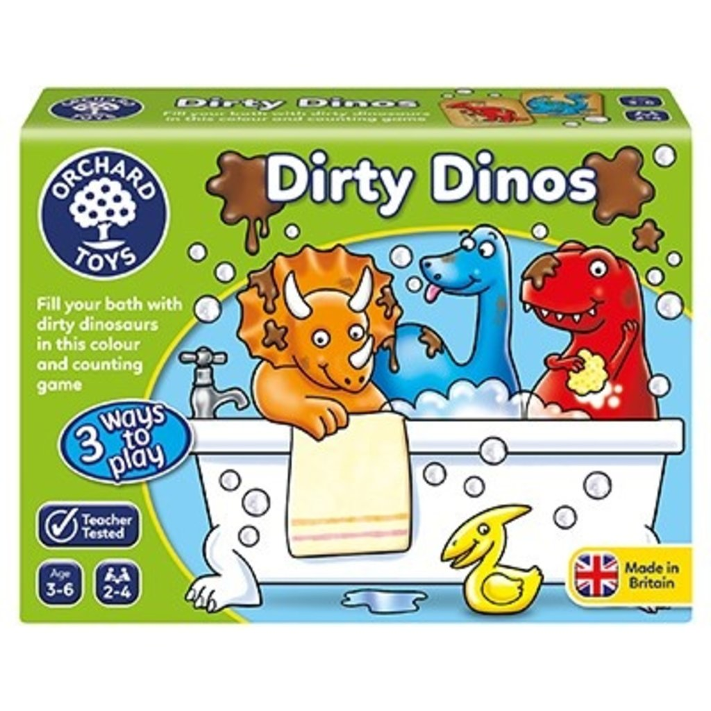 Orchard Orchard Toys Dirty Dinos