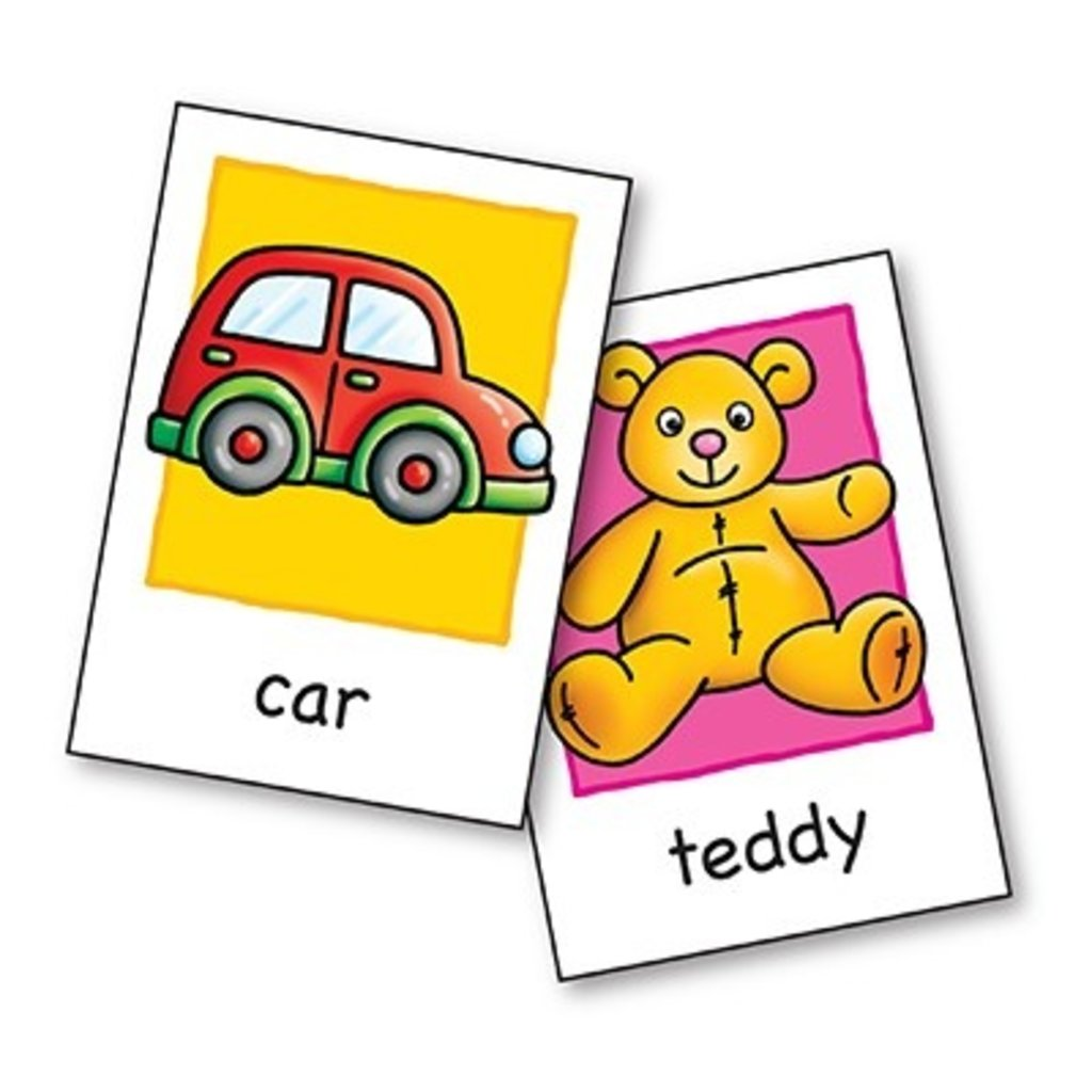 Orchard Orchard Toys Flashcards