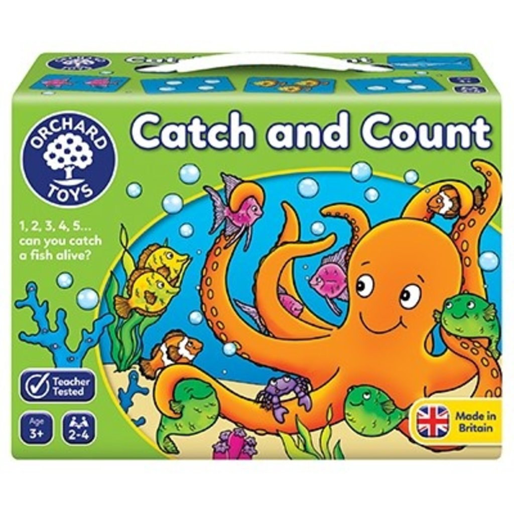 Orchard Orchard Toys Catch & Count