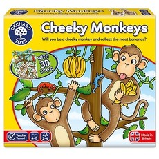 Orchard Orchard Toys Cheeky Monkeys