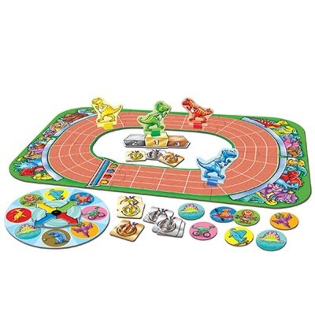 Orchard Orchard Toys Dinosaur Race