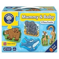 Orchard Orchard Toys Mummy & Baby