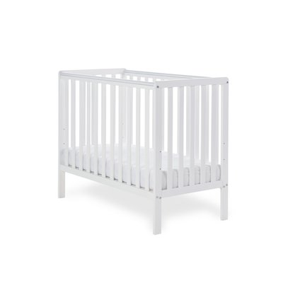 Obaby Obaby Bantam Space Saver Cot - White