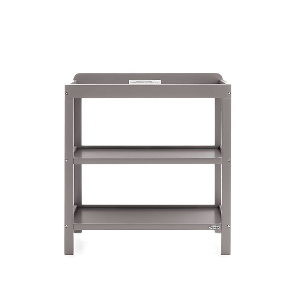 Obaby Obaby Open Changing Unit - Taupe Grey