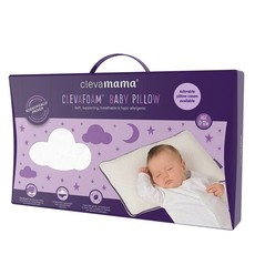 Clevamama Clevafoam Baby Pillow  0+