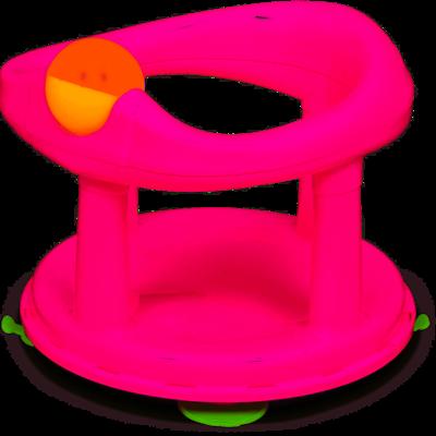 Safety 1st Safety 1st Swivel Bath Seat - Pink
