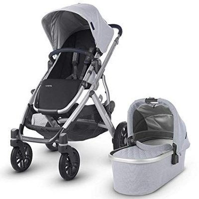Uppababy Uppababy Vista (2019) Stroller/Car Seat/Isofix Base - William