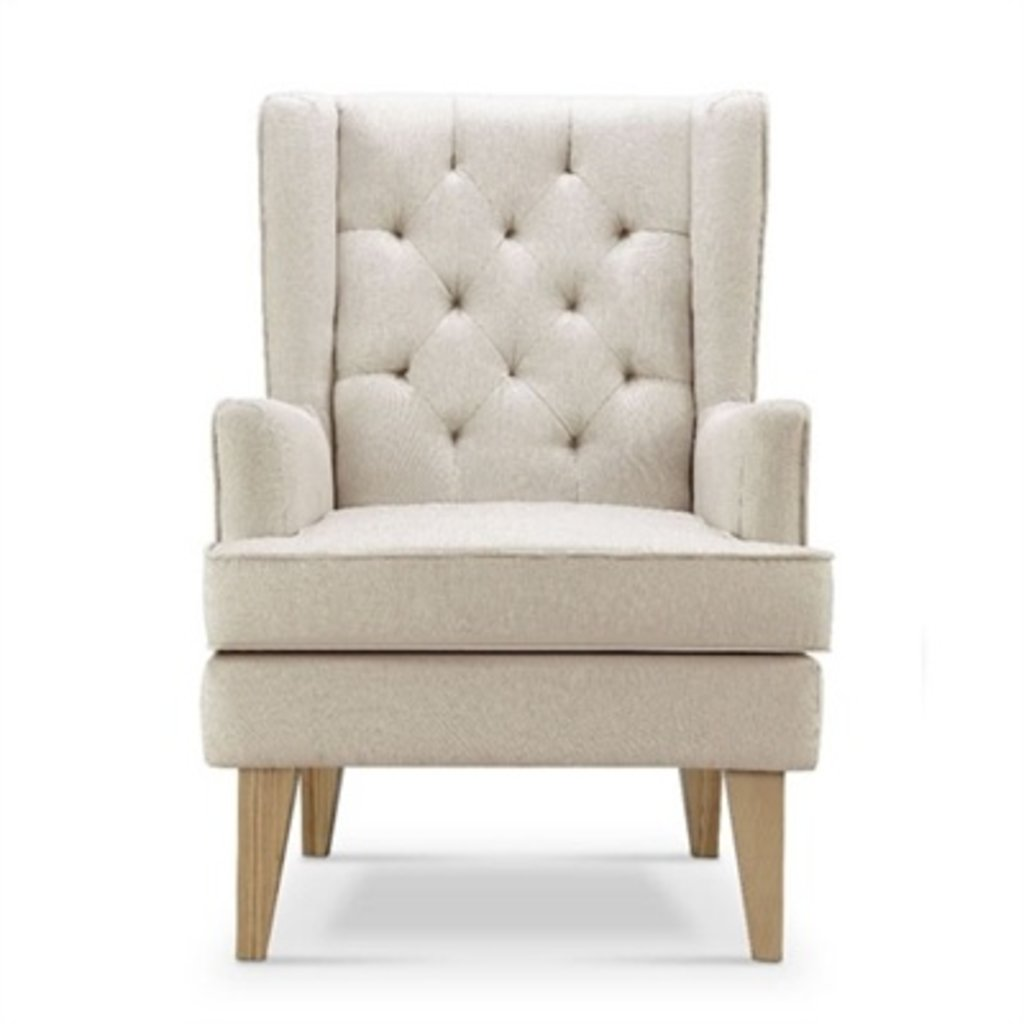 Babylo Soothe Easy Chair & Rocker Natural