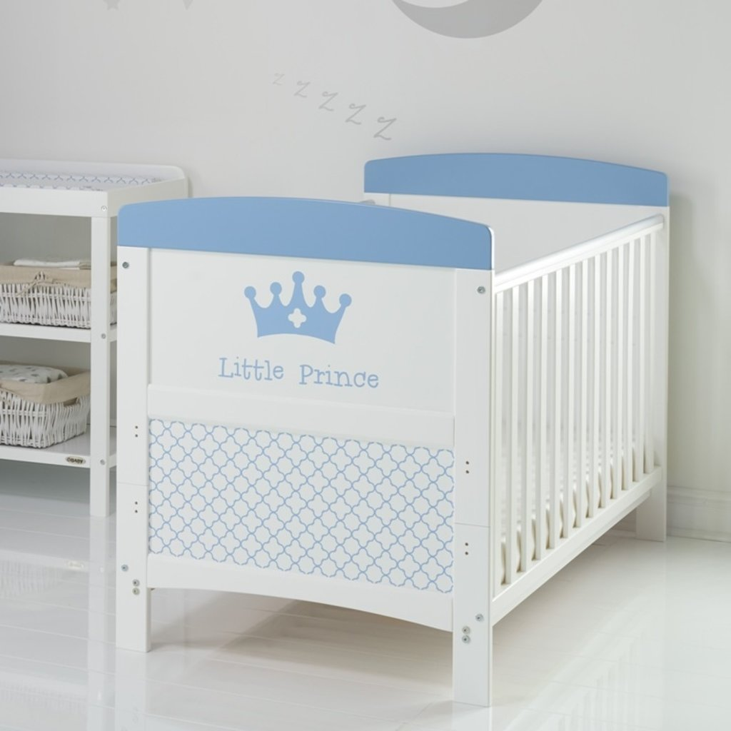 Obaby Obaby Grace Inspire Cot Bed – Little Prince